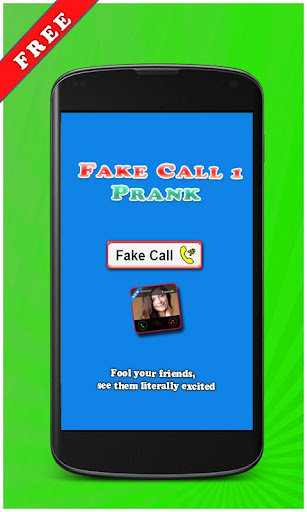 Fake call prank 1