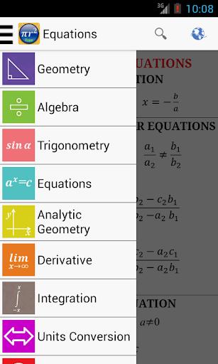 Maths Formulas Free Apps On Google Play