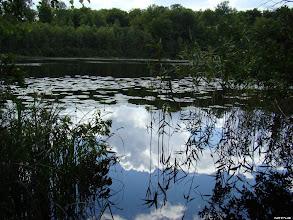 Photo: Węglino - jezioro