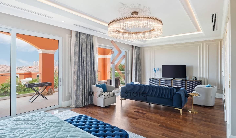Appartement avec piscine Dubaï