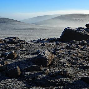 by Þorsteinn Ásgeirsson - Landscapes Deserts