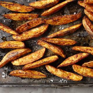 Breakfast Oven Fries Recipe