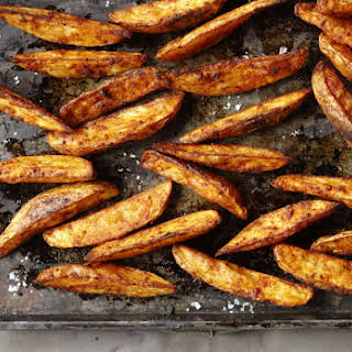 Breakfast Oven Fries.