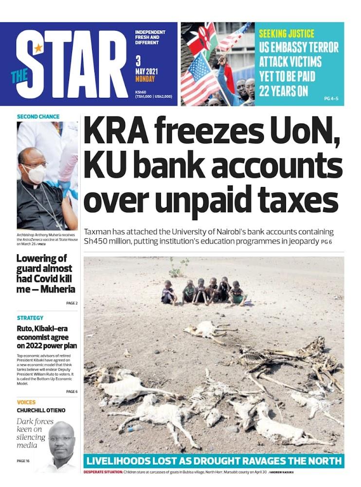 The News Brief: Ruto, Kibaki era economist agree on 2022 power plan