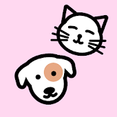 Cats vs Dogs sticker pack