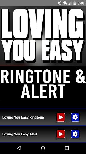 Loving You Easy Ringtone