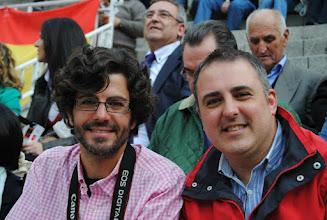 Photo: Hermanos abrilru en Las Ventas (Madrid)