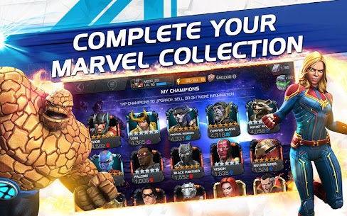 Marvel Contest of Champions MOD (God Mode) 3