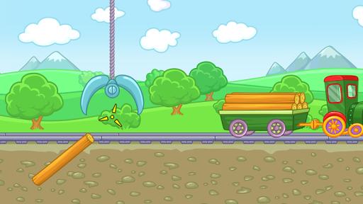 Railway: train for kids 1.0.5 screenshots 6