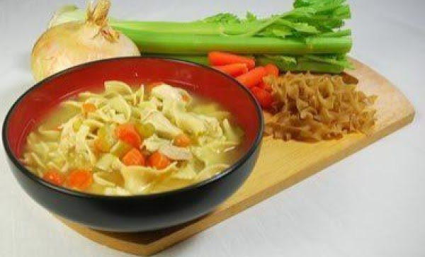 Chicken Noodle Soup Ll Recipe