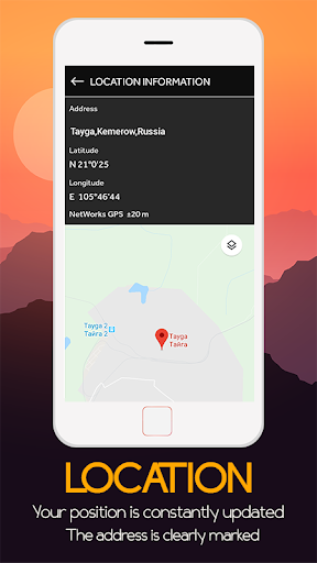 Digital Compass for Android 10.68 screenshots 5