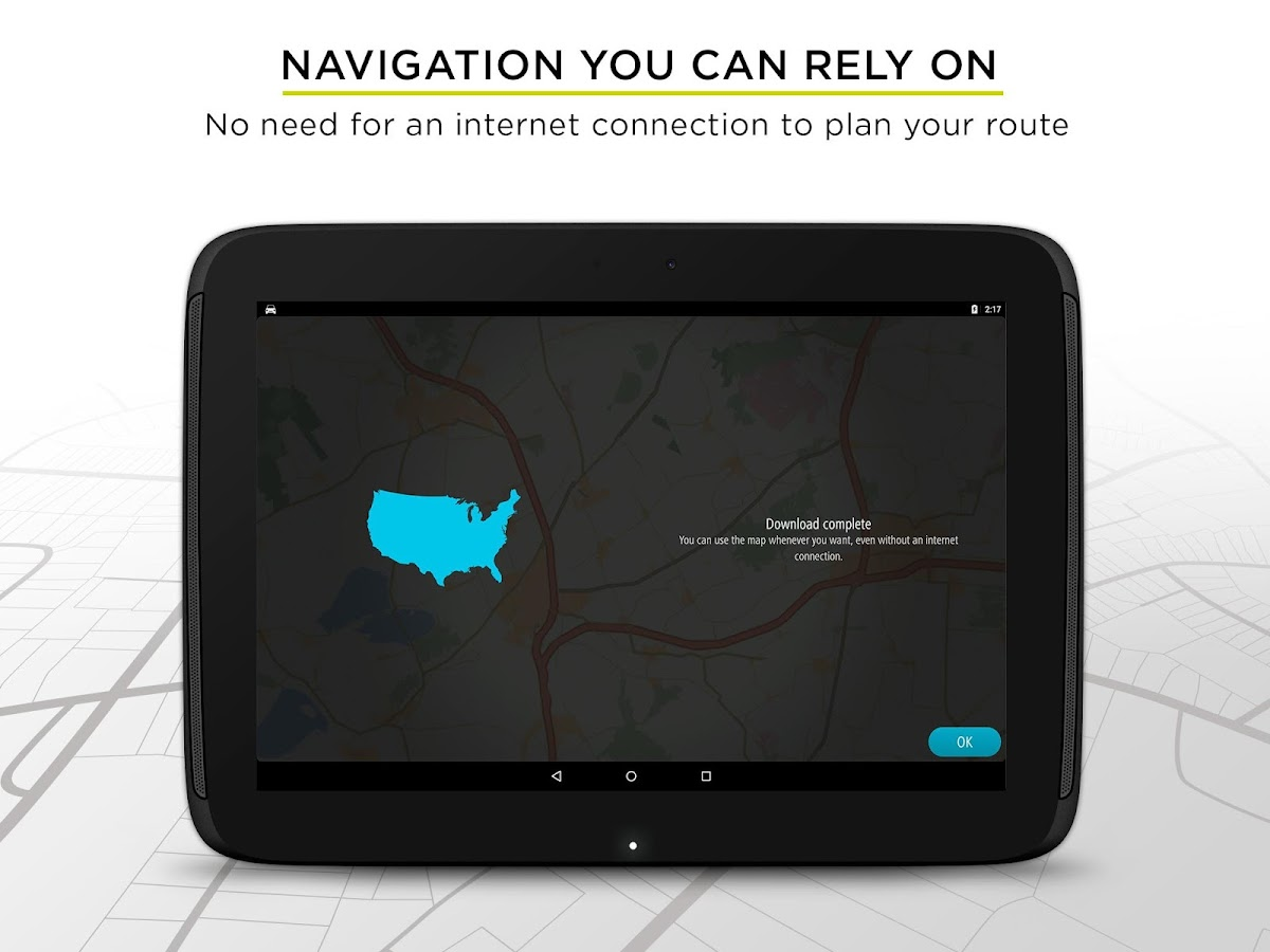 TomTom GPS Navigation Traffic Android Apps On Google Play - Tomtom gps usa map download free