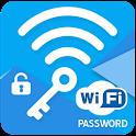 Wifi password show (WEP-WPA-WPA2) icon