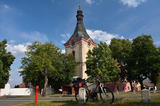 Photo: Záhoří - kościół św. Michała