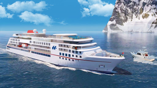Ship Simulator Cruise Ship Games screenshot 2