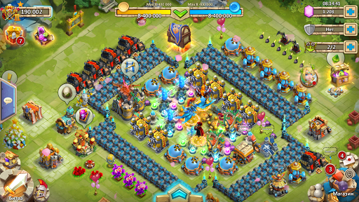 Castle Clash: u041fu0443u0442u044c u0425u0440u0430u0431u0440u044bu0445 1.6.24 screenshots 1