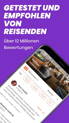 Hostelworld: Jugendherbergen und Reise-App screenshot 4