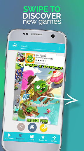 Gameway: The Next Level in Mobile Gaming by Samdroid Ltd