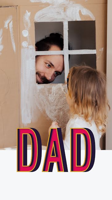 I Ruff You 2 - Father's Day template