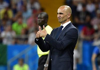"""Roberto Martinez pense désormais à vendredi :""""Nous savons de quoi nous sommes capables, mais le Brésil est favori"""""""