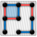 Dots and Boxes / Squares icon