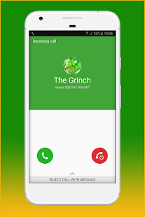 Baixar Fake Call From The grinch 1 0 para Android - Download