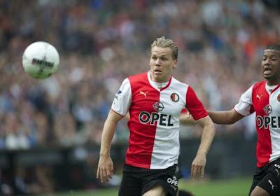 Un milieu de Feyenoord très proche de Bruges