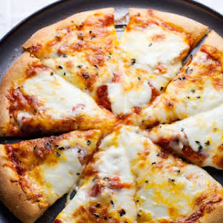 Perfect Homemade Pizza Dough.