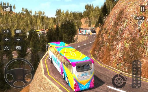Heavy Mountain Bus Driving Games 2019 1.0 screenshots 2
