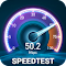 Internet Speed Test  - Wifi & 4G, 3G Speed check 1.6 Apk