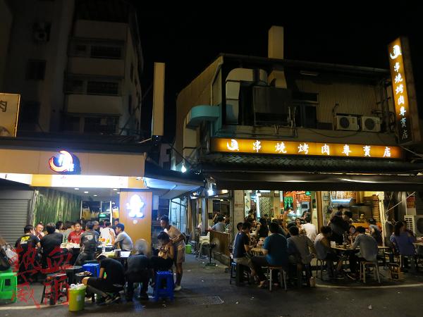 台南員工旅遊:疆疆串燒烤肉專賣店(保安路)