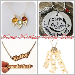 name necklace design ideas - Design Names Ideas