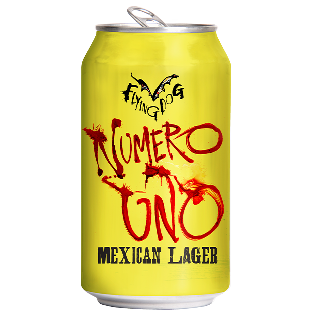 Logo of Flying Dog Numero Uno Agave Cerveza