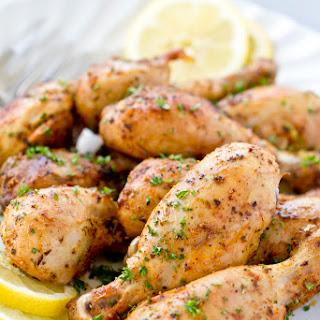 Roasted Lemon Garlic Chicken