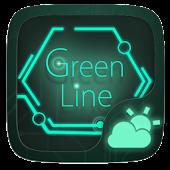 Green Line GO Weather Widget
