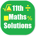 Maths XI Solutions for NCERT icon