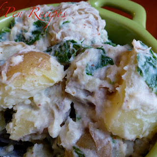 Potato Salad With Basil