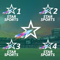 Star Sports Live Cricket icon