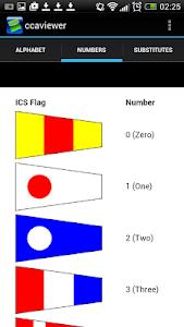 Free Maritime Flags App screenshot 2