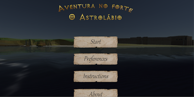 Escape room adventure - The Astrolabe Screenshot