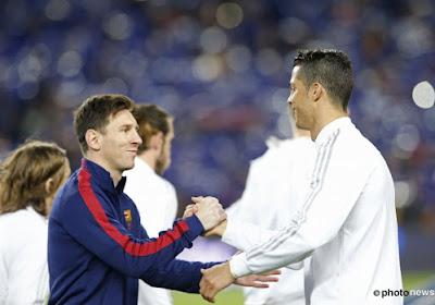 Quand Messi fonctionne mieux au Bernabeu et Ronaldo au Camp Nou
