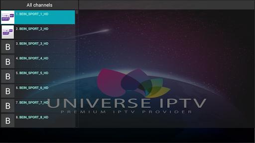 Universe TV  screenshots 4