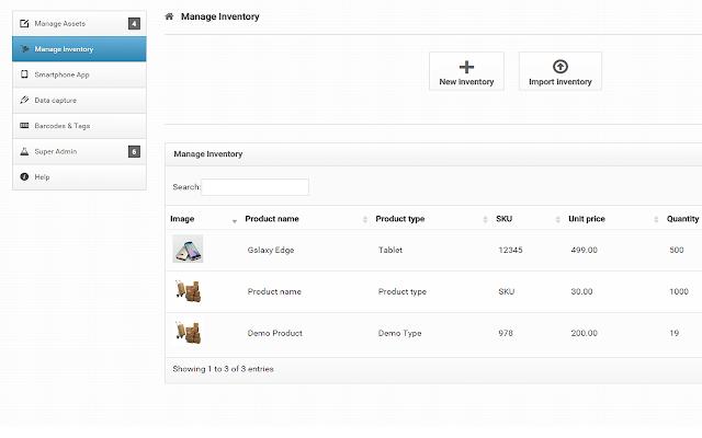 QR Code & NFC Asset & Inventory Tracking