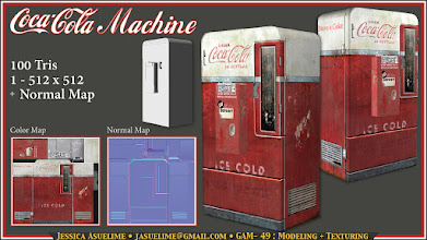 Photo: 3d Modeling and Texturing © 2015 Jessica Asuelime