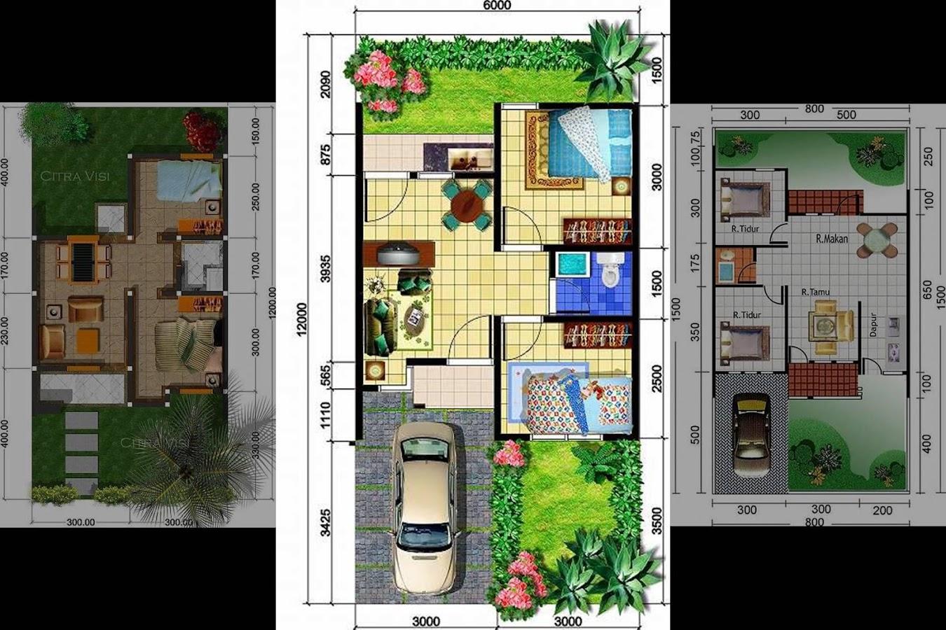 Denah Rumah Apl Android Di Google Play
