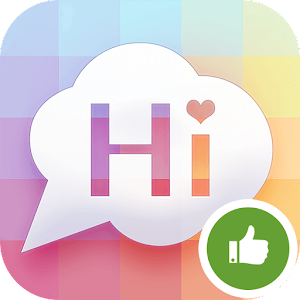 SayHi Chat Meet New People 8.00 by UNEARBY logo