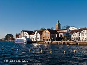 Photo: Vågen in Stavanger