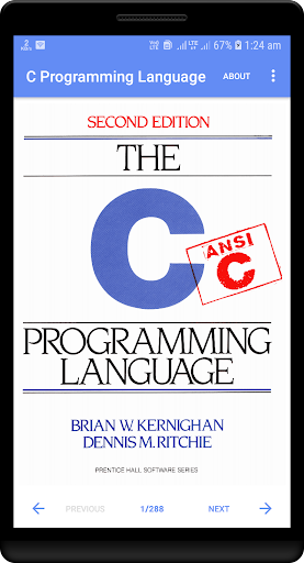 The C Programming Language By Kernighan And Ritchie Ebook