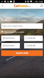 CarRentals screenshot 1