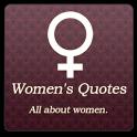 Women's Quotes icon